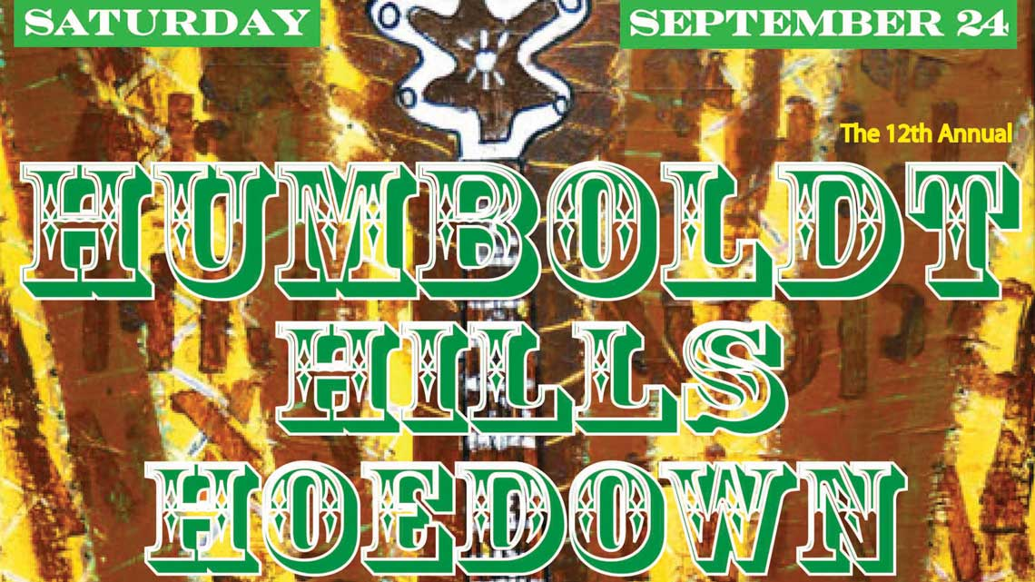 Sept: 24th: Humboldt Hills Hoedown