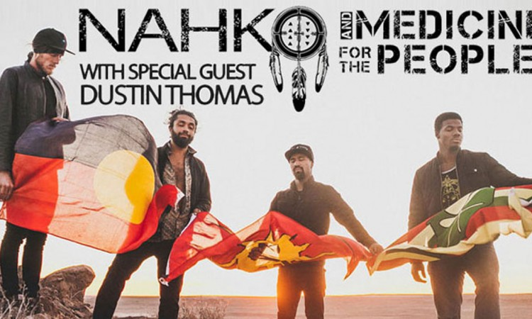 Nahko Medicine For The People