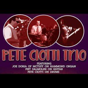 Pete Ciotti Trio