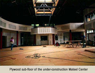 Plywood Sub Floor