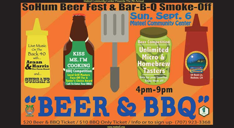SoHum Beer Fest & BBQ Smoke-off