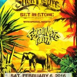 Cali-Reggae band Stick Figure in Concert w/ special guests Fortunate Youth