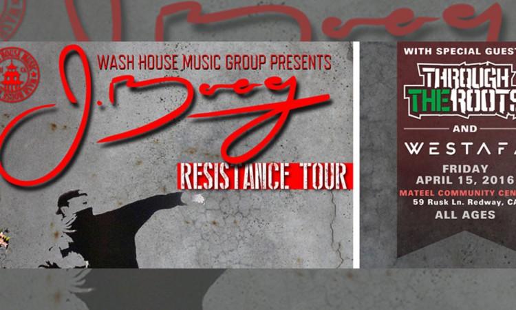 Resistance Tour