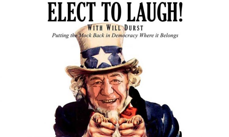 Elect to Laugh