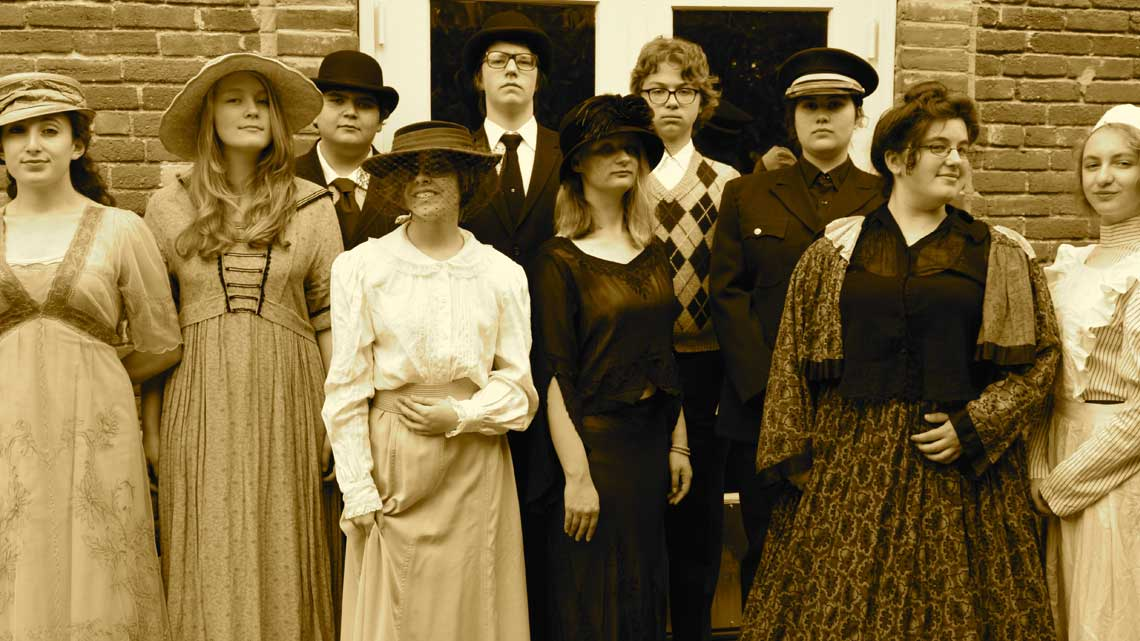 """May 20th, 21st and 22nd: The South Fork High School – """"Widdershins"""""""