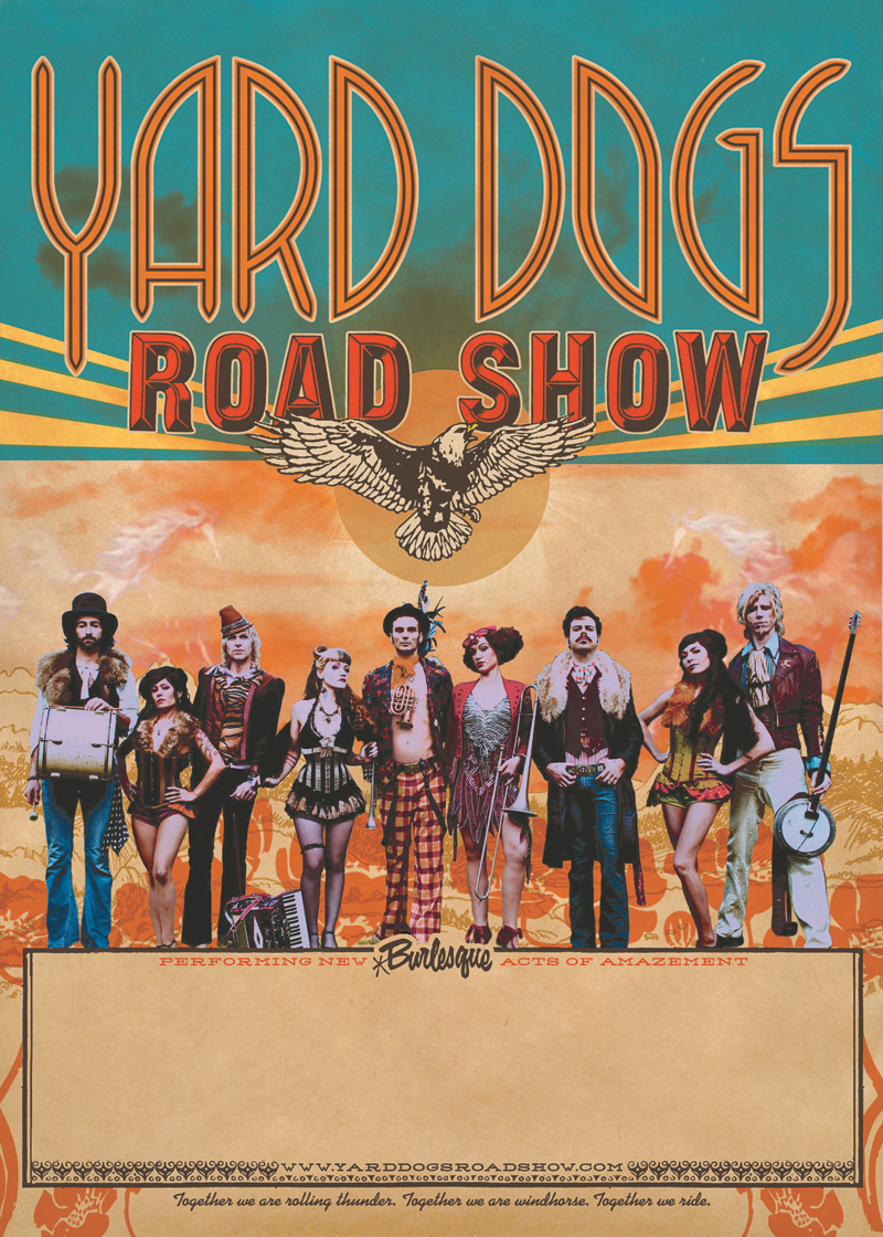 Yard Dogs Road Show