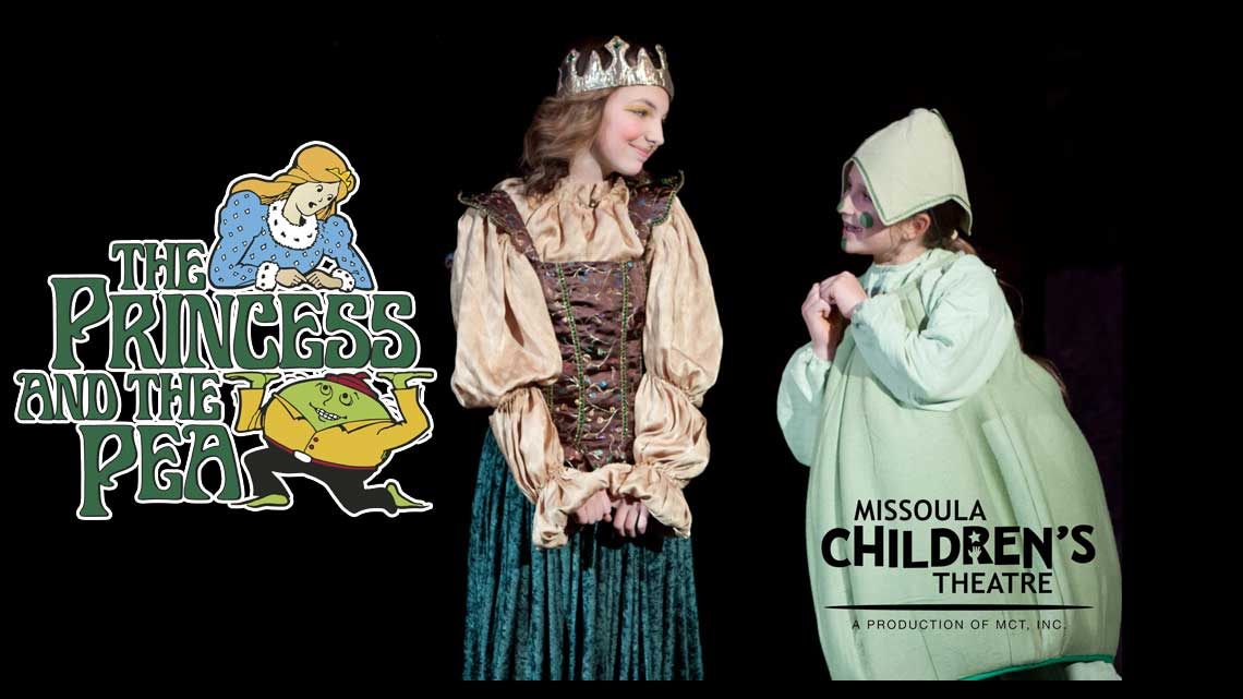 Sept. 17th: Missoula Children's Theatre's The Princess & The Pea
