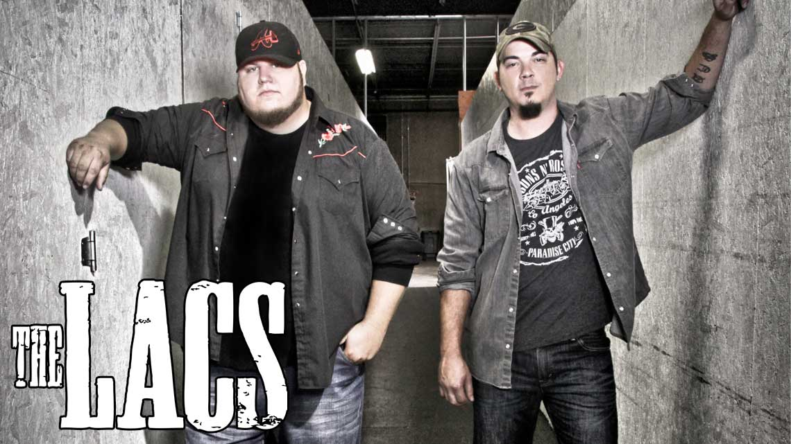 Oct. 9th: The Racket County Tour – The Lacs with Hard Target & Crucifix