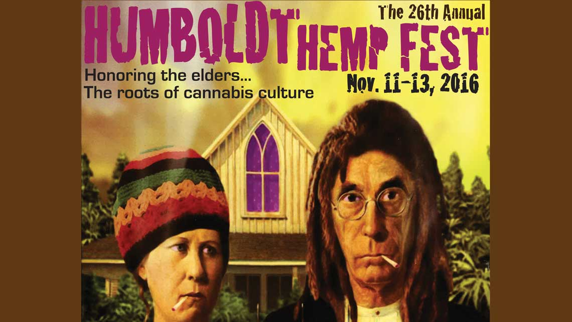 Nov. 11-13th: 26th annual Humboldt Hemp Fest