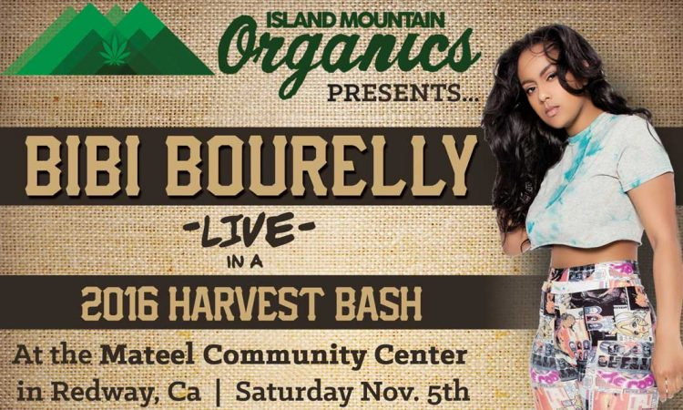 Island Mountain Harvest Bash