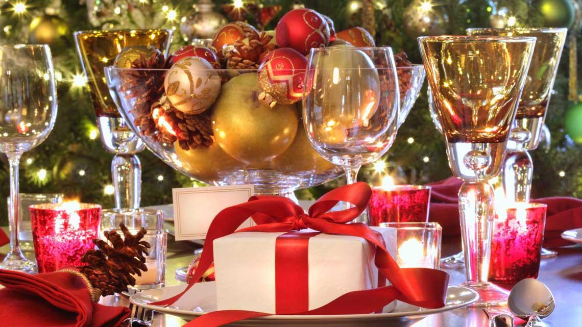 Dec. 25th: Christmas Dinner