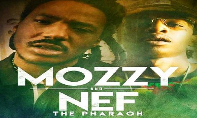 Mozzy and Nef The Pharaoh in Humboldt Jan 14th