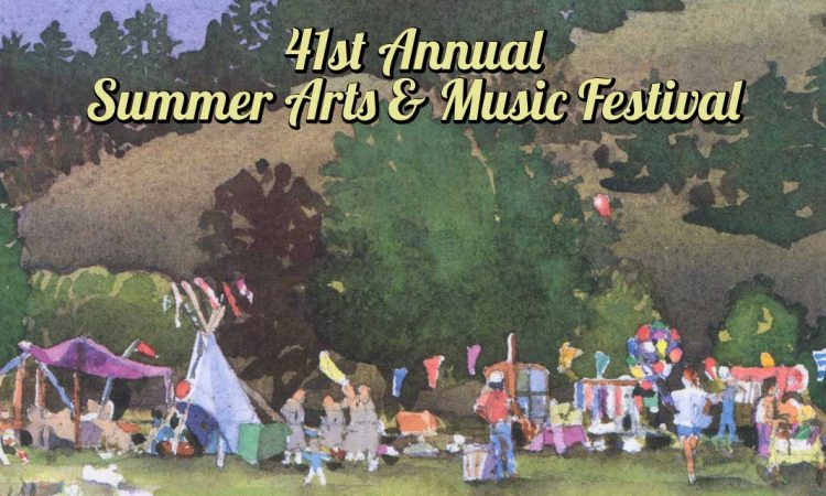 41st Annual Summer Arts & Music Festival