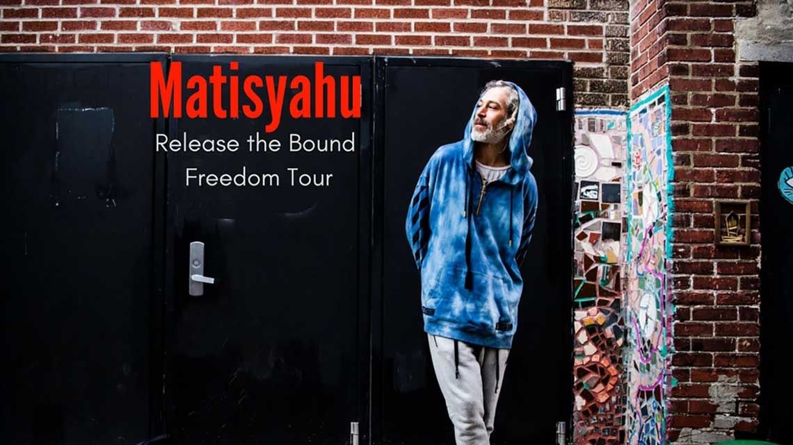 March 8th: Matisyahu