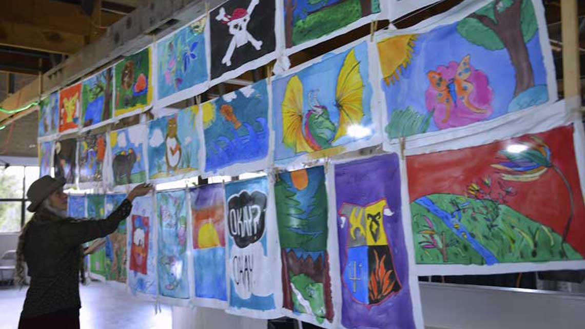 March & April: Spring Arts Collective – Fine Art & Music Youth Classes