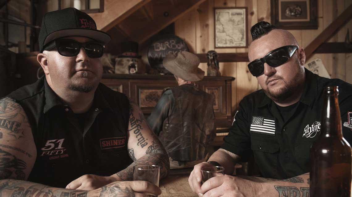 Apr. 21st: Moonshine Bandits