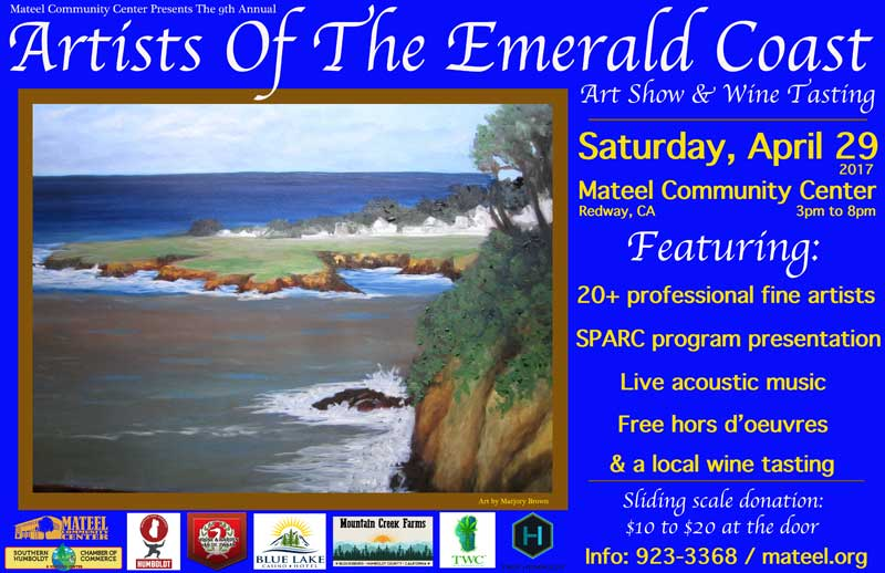 Artists Of The Emerald Coast