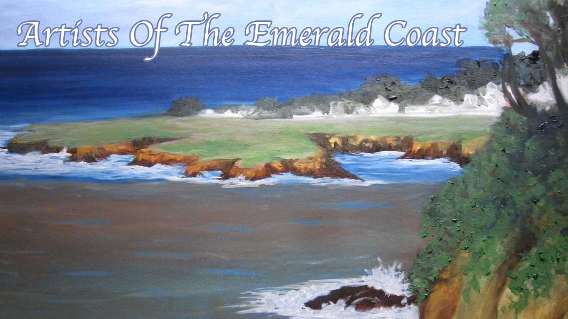 Apr. 29th: Artists Of The Emerald Coast