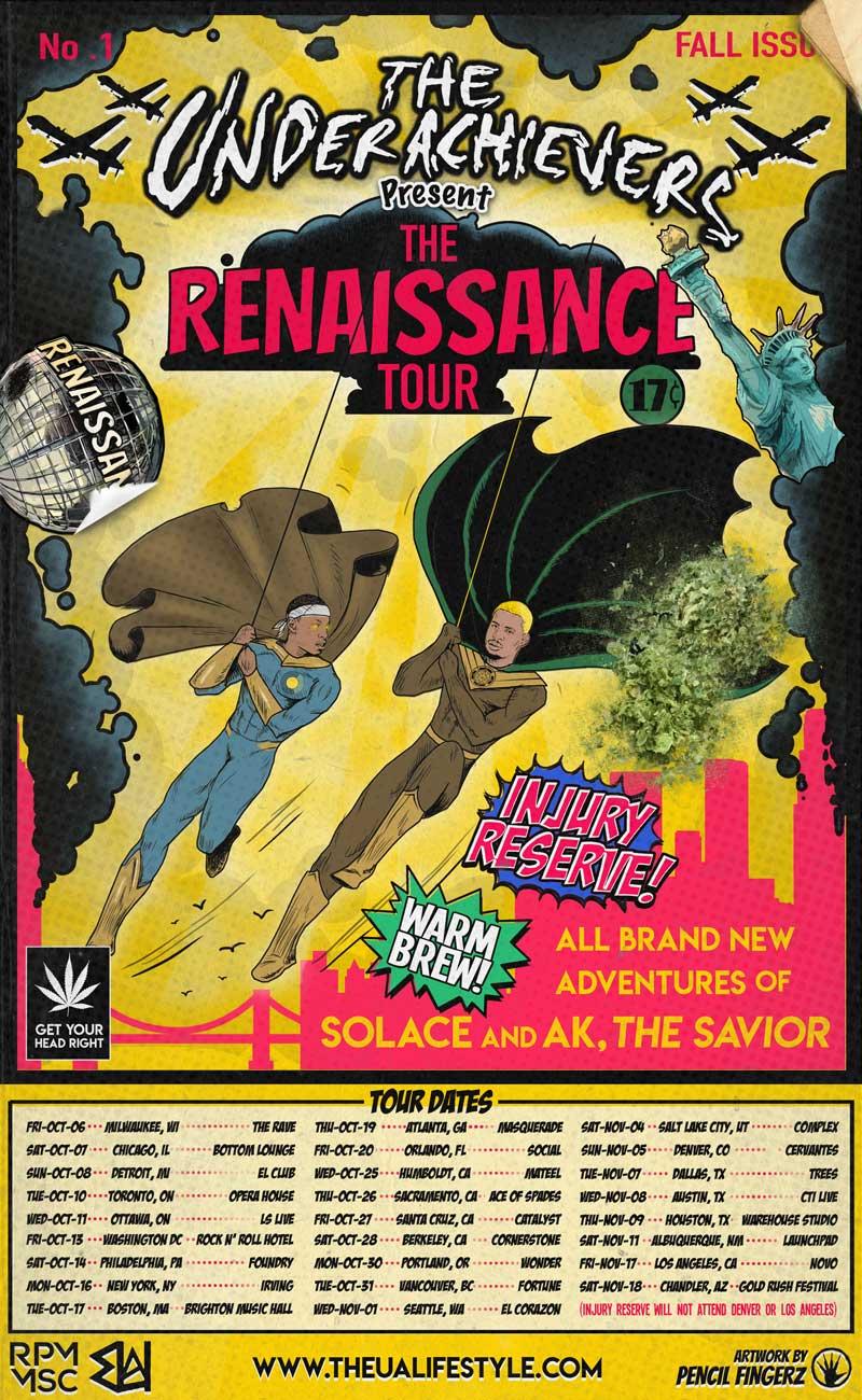 RENAISSANCE TOUR