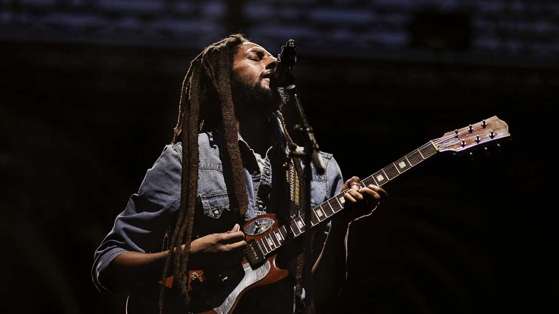The Indigo Children Project Presents:  Julian Marley and the Uprising Band August 23rd