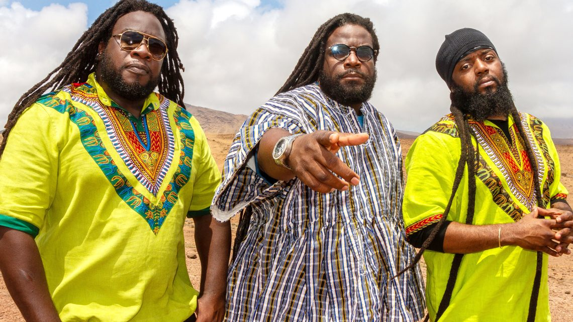 Morgan Heritage at the Mateel January 25th