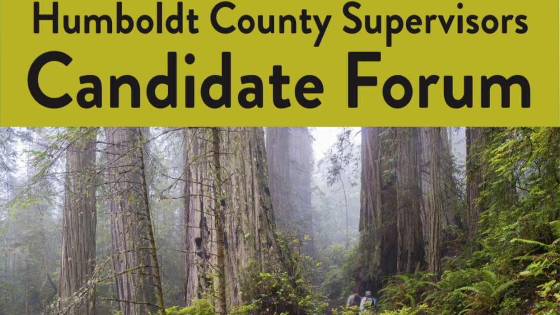 Humboldt County Supervisors Forum Screening January 29th