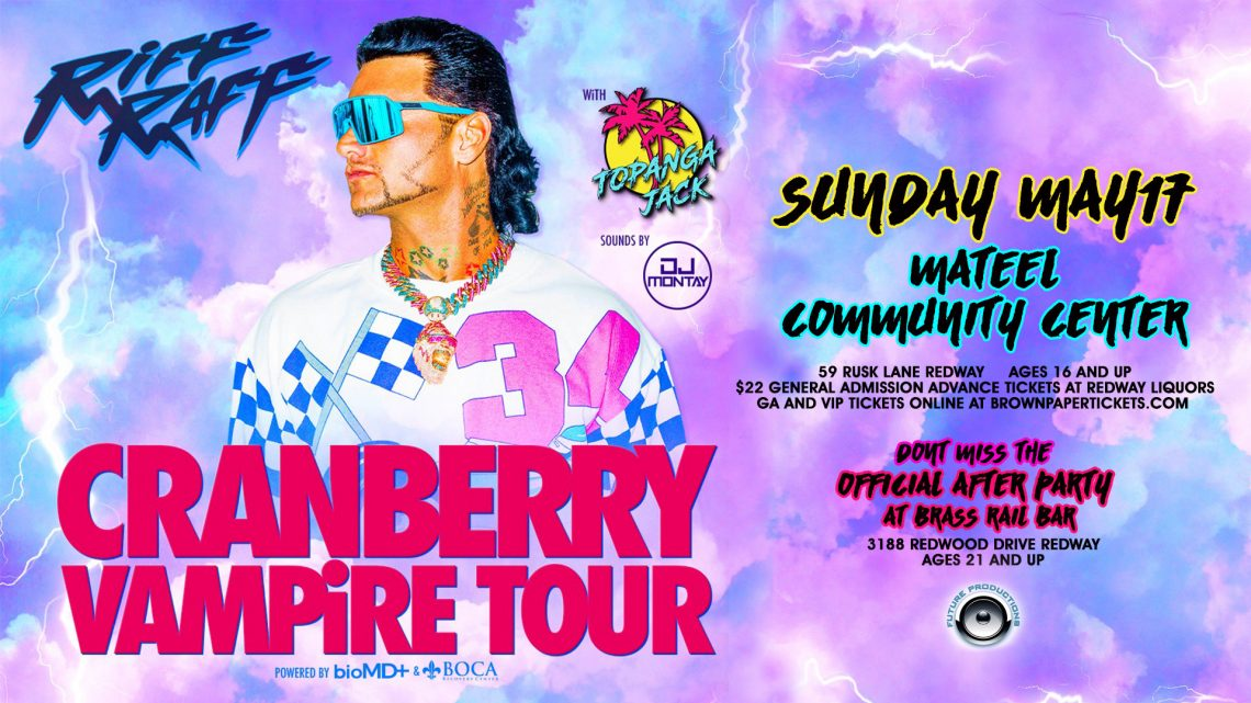 Future Productions presents: Riff Raff   rescheduled to 10/4/20