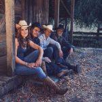 April Moore Ranch Party