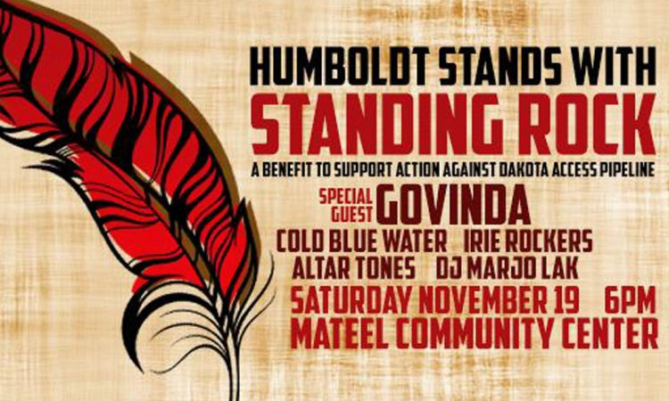 Humboldt Stands With Standing Rock