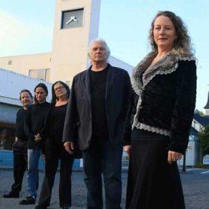 Jenni and David and the Sweet Soul Band