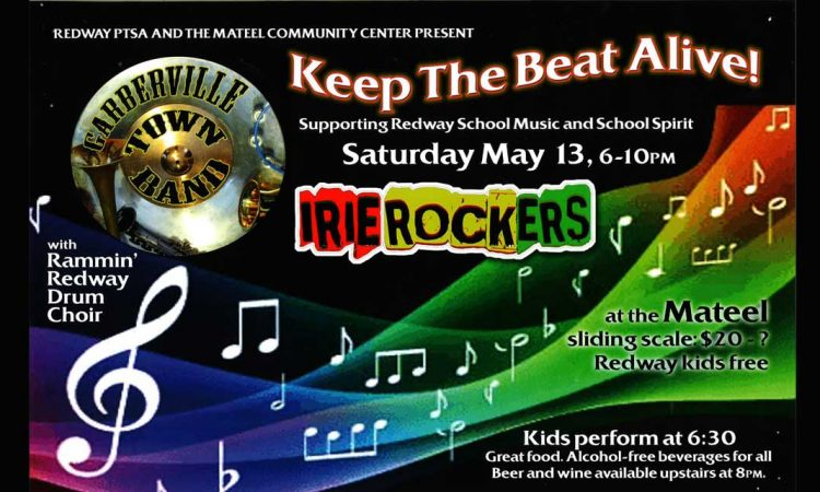 May 16th: Keep The Beat Alive!