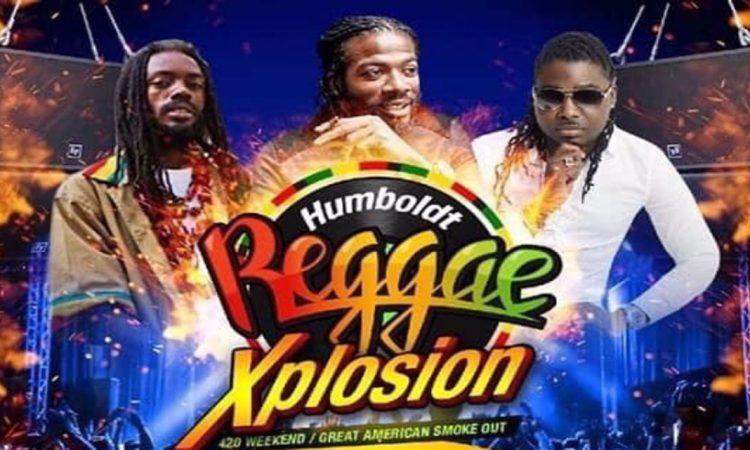 Humboldt Reggae Xplosion featuring Gyptian & I-Wayne